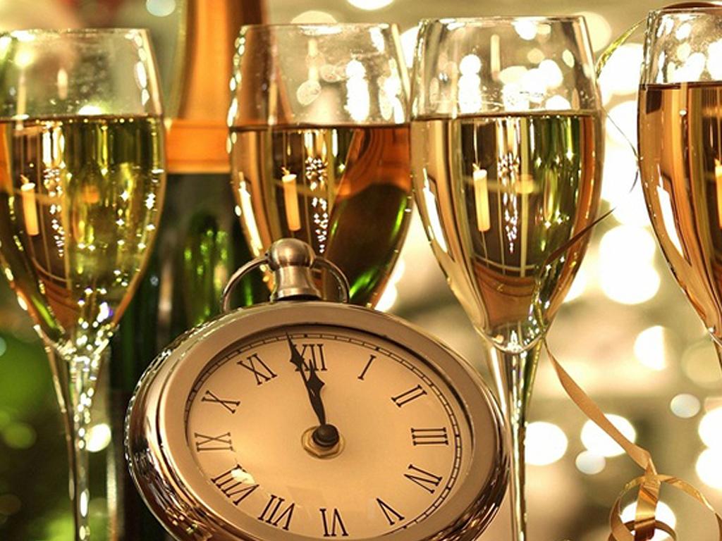 Сколько можно выпить на Новый год?