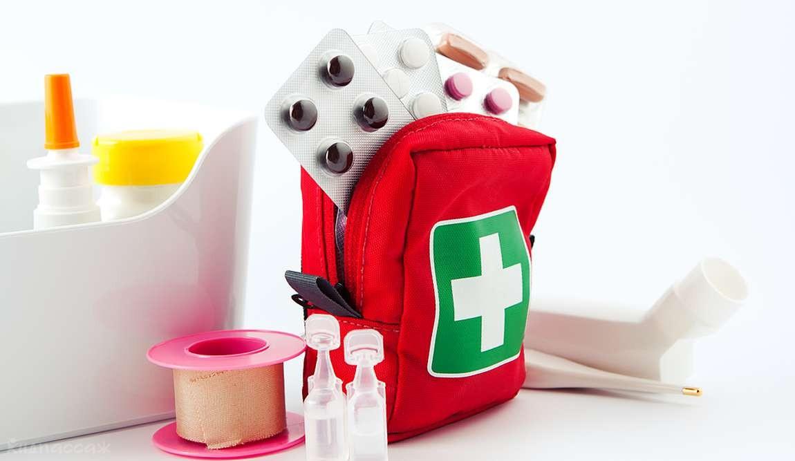 Собираем аптечку для отдыха