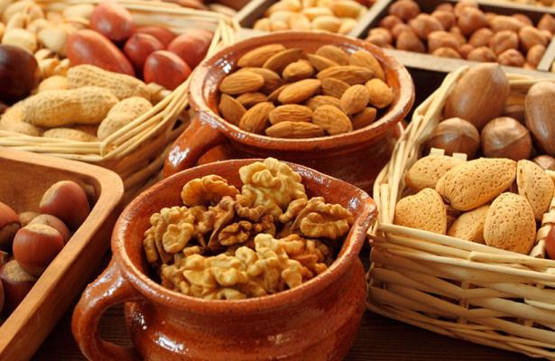 Орехи помогают предотвратить рак