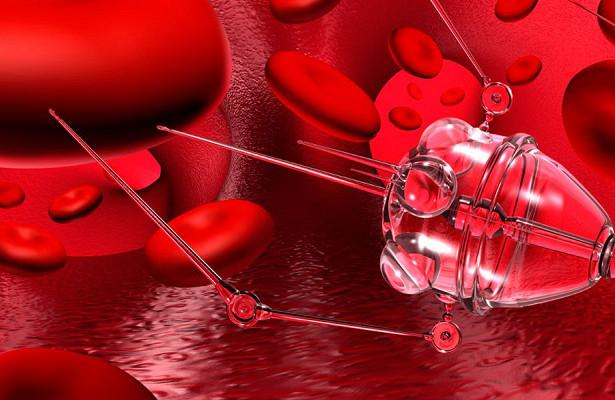 Разработаны нанороботы для борьбы с раком