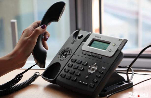 По «телефону здоровья» северянам расскажут об онкологии, инсульте и алкоголизме
