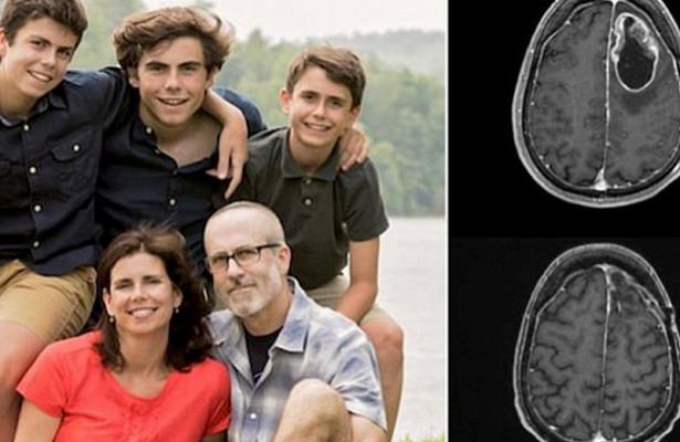 Жертва редкого рака мозга опрокинула прогнозы врачей