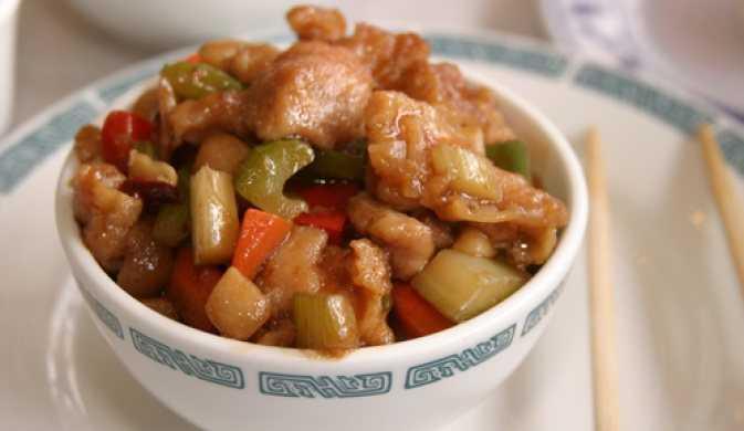 Рецепты диетических блюд из курицы