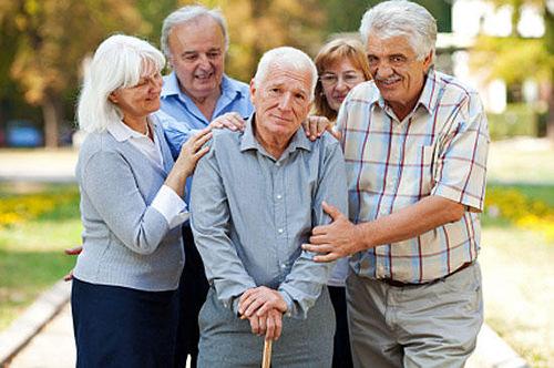 Сеть лучших социальных пансионатов для пожилых людей SM-pension