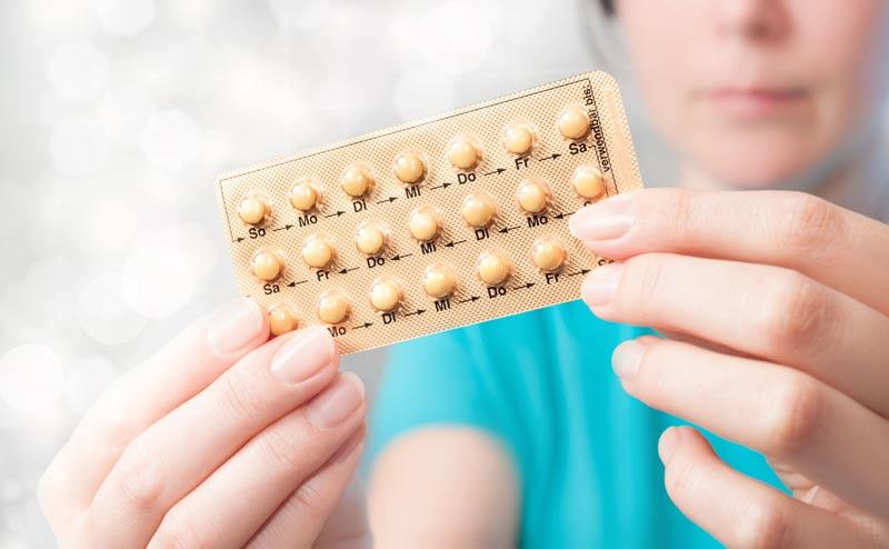 Противозачаточные средства защищают от рака