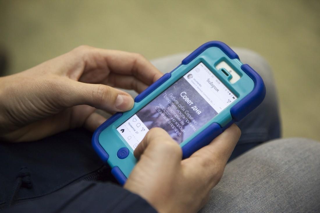 Излучение мобильного телефона может вызвать рак