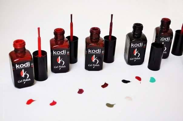 Приобретение качественного лака для ногтей Kodi Professional в Казахстане