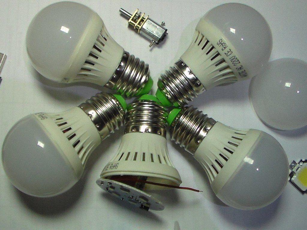 Светодиодные лампы могут вызвать рак груди