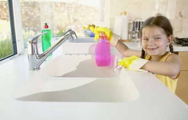 Стерильная чистота может спровоцировать рак