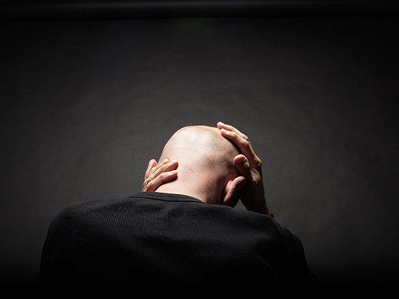 Мужской рак можно определить по волосам