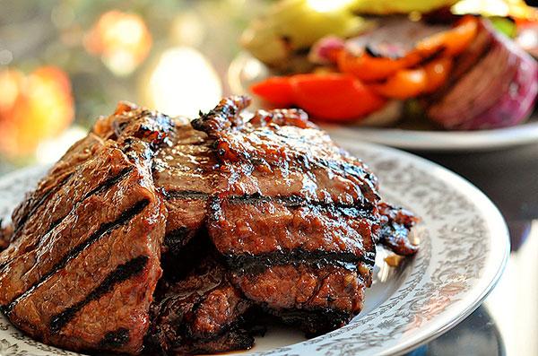 Мясо-гриль и рак: есть ли связь?