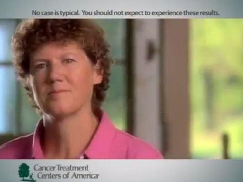 Больницы привлекают пациентов с раком ложной рекламой