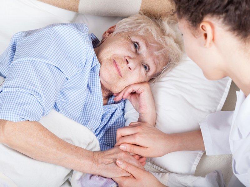 Правильный уход позволяет раковым больным жить дольше