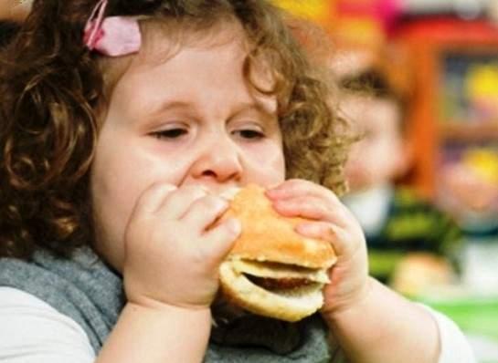 Детское ожирение может привести к раку, — ученые