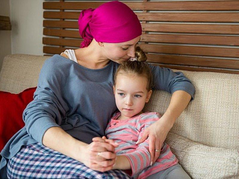 После родов риск рака груди может вырасти на 80%