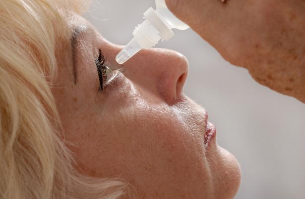Глазные капли могут стать лекарством от рака