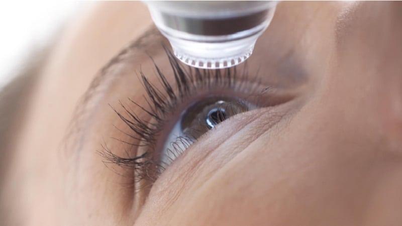 Симптомы и типы отслойки сетчатки глаза