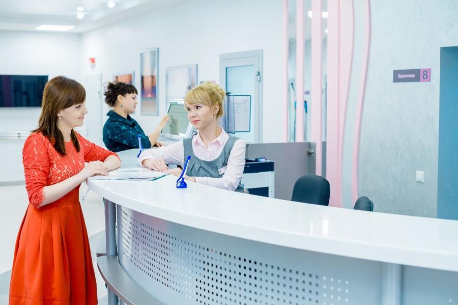 Профильные врачи принимают в одном медицинском центре