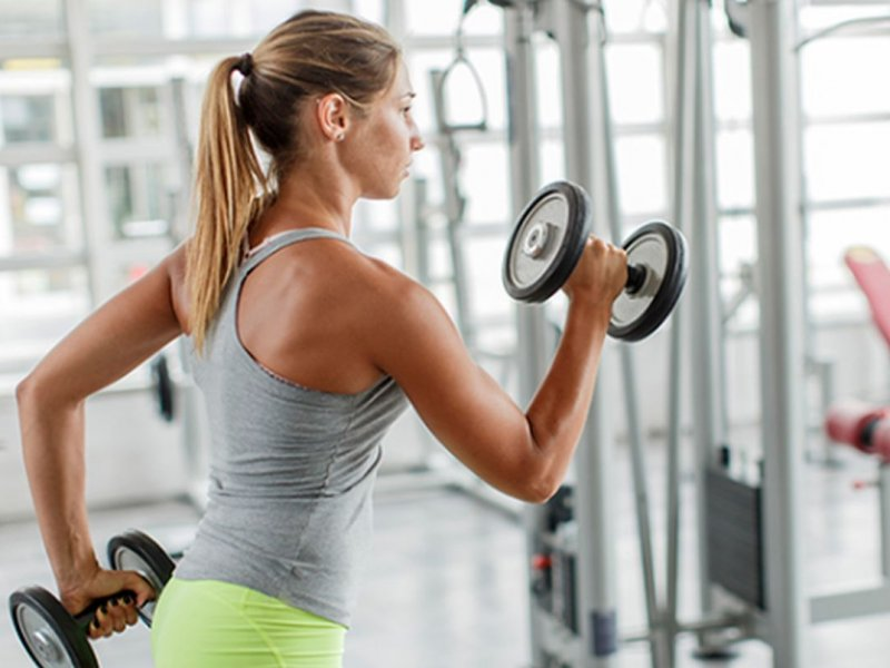Успех в лечении рака связан с мышечной массой