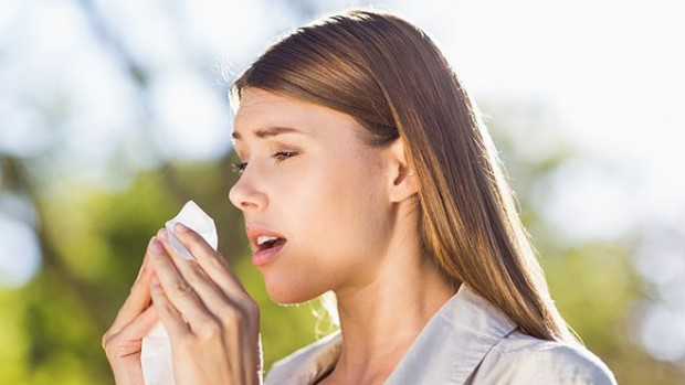 Сенная лихорадка защищает людей от некоторых видов рака