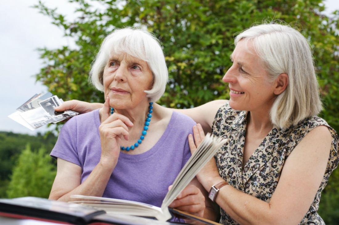 Болезнь Альцгеймера. Симптомы и методы лечения