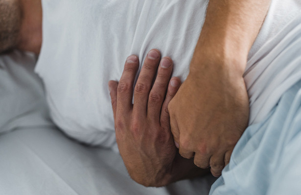 Названы причины рака желудка у мужчин