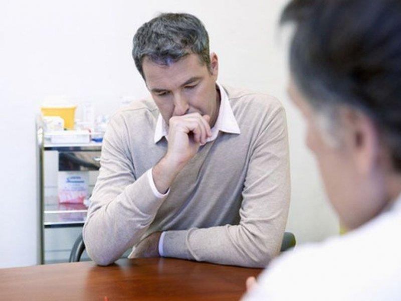 Медики назвали 8 признаков рака у мужчин