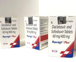 Применение таблеток Hepcinat  Plus для лечения гепатита-С