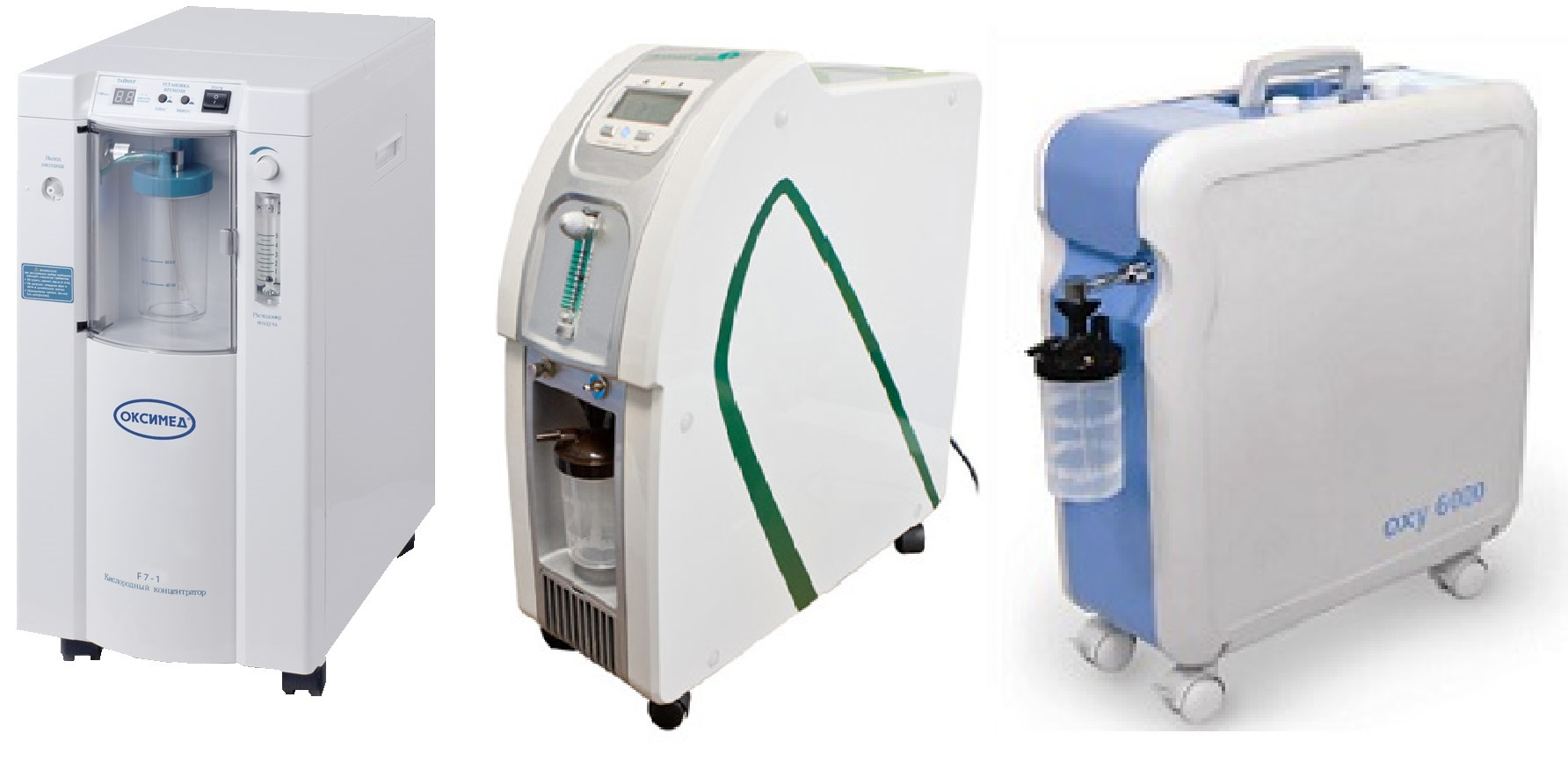 Кислородное оборудование для медицины: где приобрести качественные концентраторы