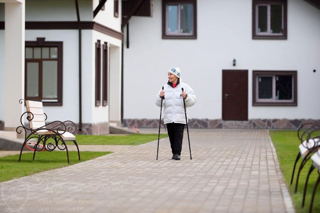 «Персона Грата»: уютный пансионат для пожилых
