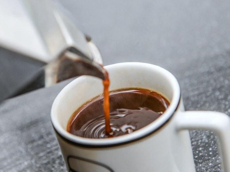 Употребление кофе не увеличивает риск рака