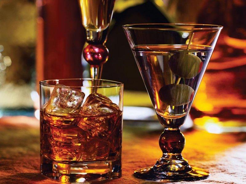 Употребление алкоголя может вызвать семь видов рака