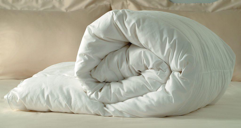 7 причин, почему пуховые одеяла лучше