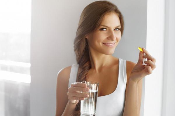 Как витамины могут помочь сохранить красоту тела?