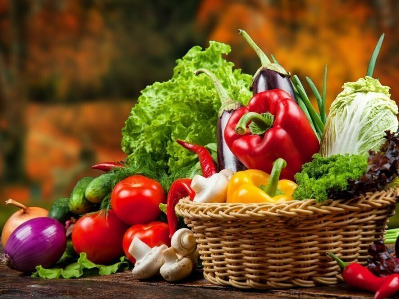 Богатая витамином А диета может снизить риск заболевания раком кожи