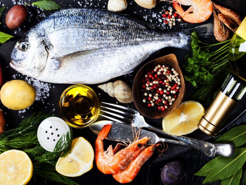 Рыба и раки — лучшая диета для предотвращения развития рака кишечника