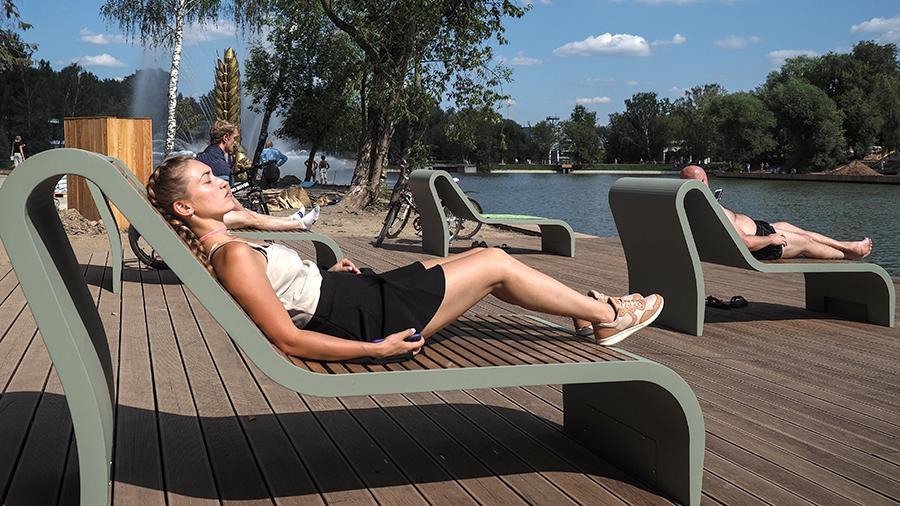Медики напомнили о вреде долгого нахождения на солнце