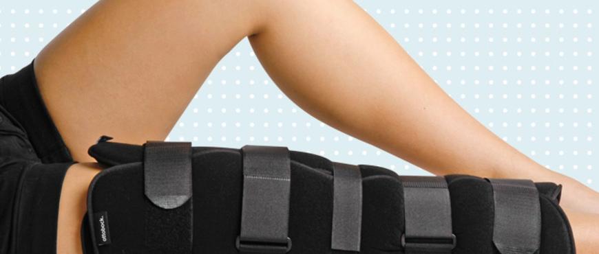 Фиксаторы для колена