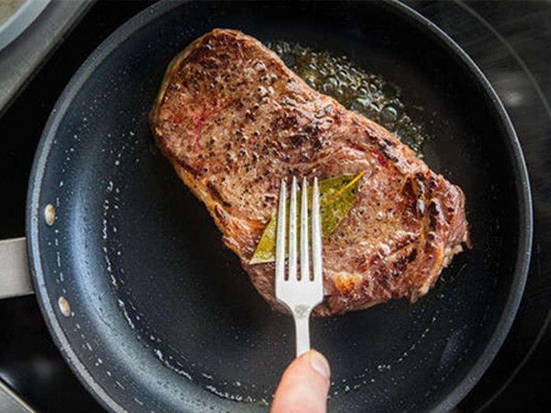 Жареное мясо может довести до рака почек