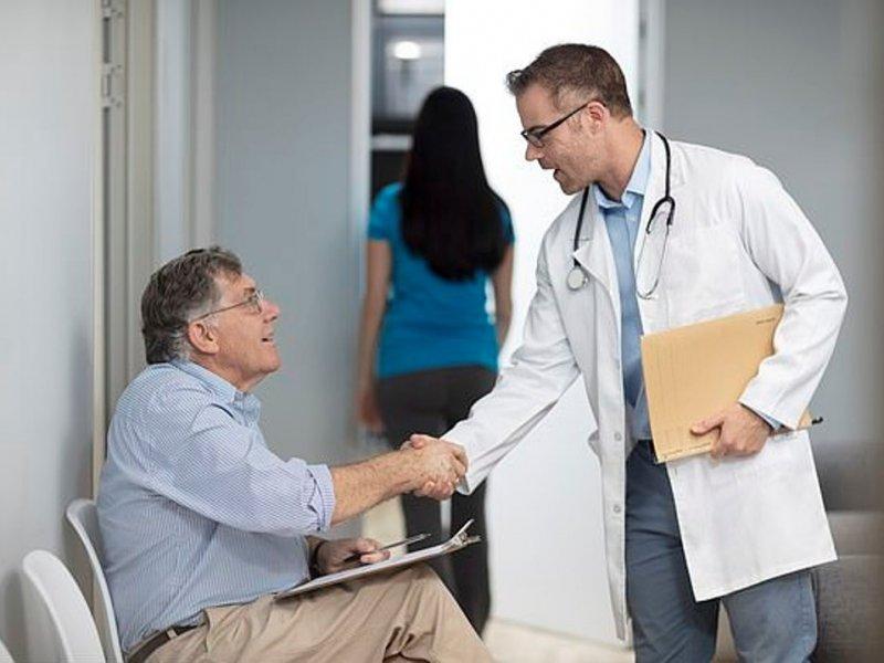 Рак простаты можно найти по анализу крови