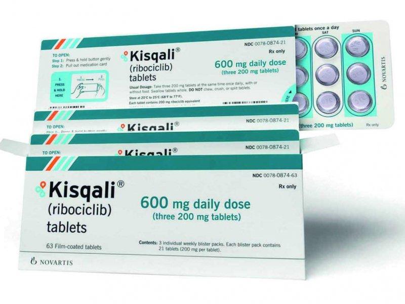 Kisqali повышает выживаемость у больных раком молочной железы — врачи