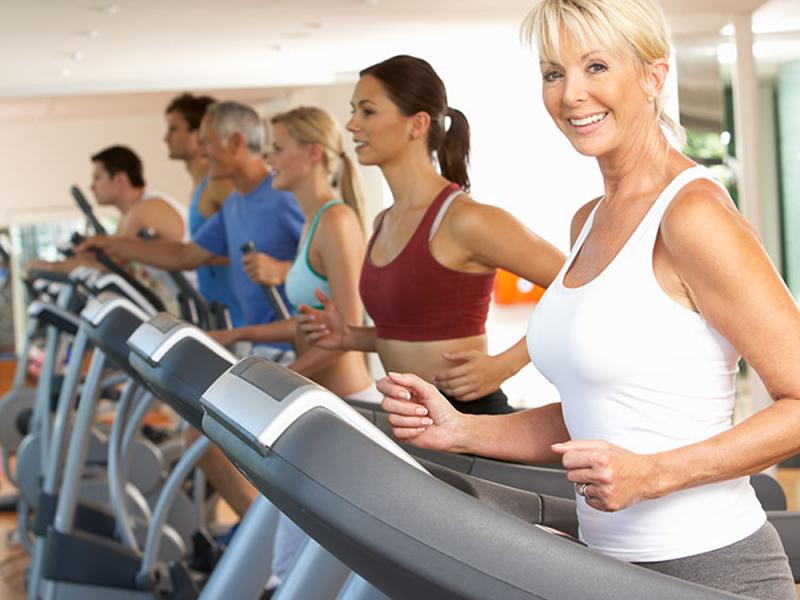 Занятия спортом снижают осложнения на сердце у больных раком при химиотерапии