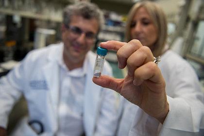 Создано лекарство против рака