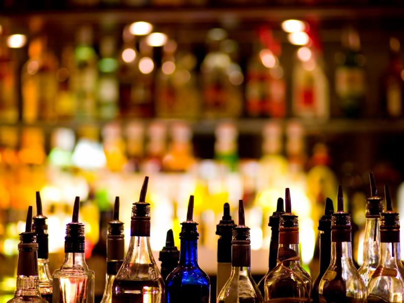 Даже небольшое количество спиртного увеличивает риск рака