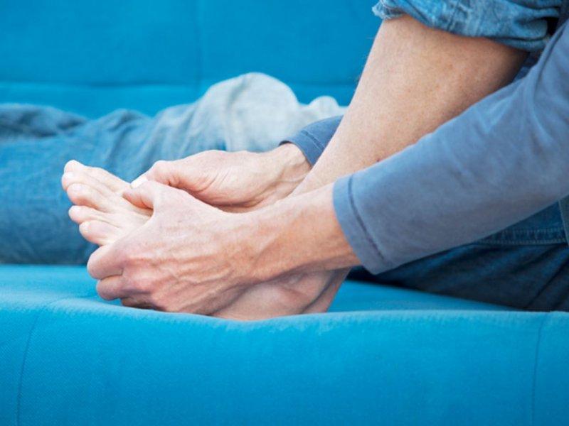 Сухие мозоли могут оказаться симптомом рака пищевода