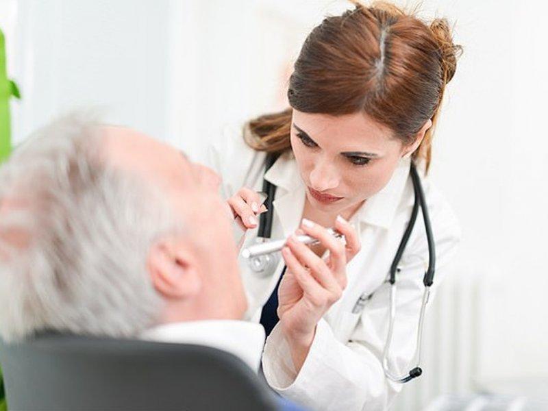Анализ слюны поможет отыскать опухоли