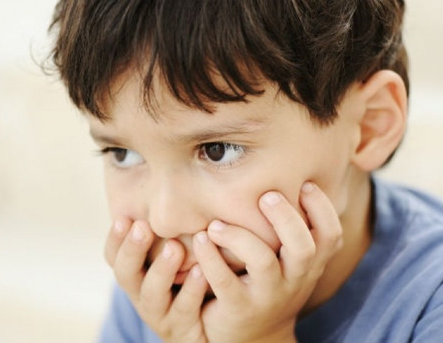 Мир глазами ребенка с аутизмом