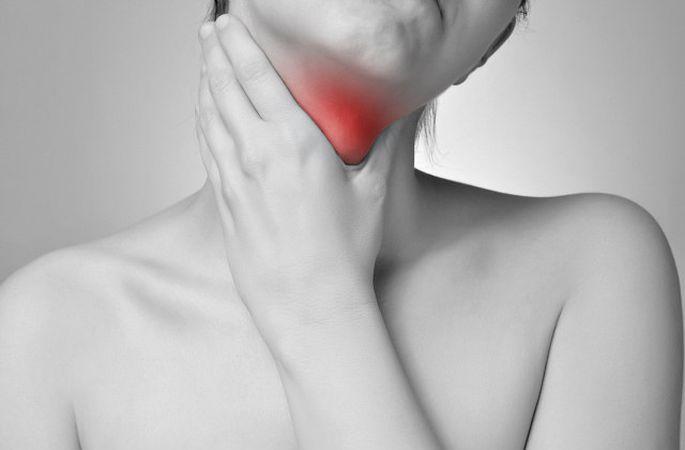 Рак гортани: шесть основных симптомов