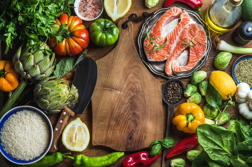 Что включить в диету для защиты от рака