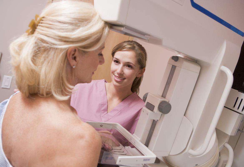 Маммография может спасти от смертельного рака груди